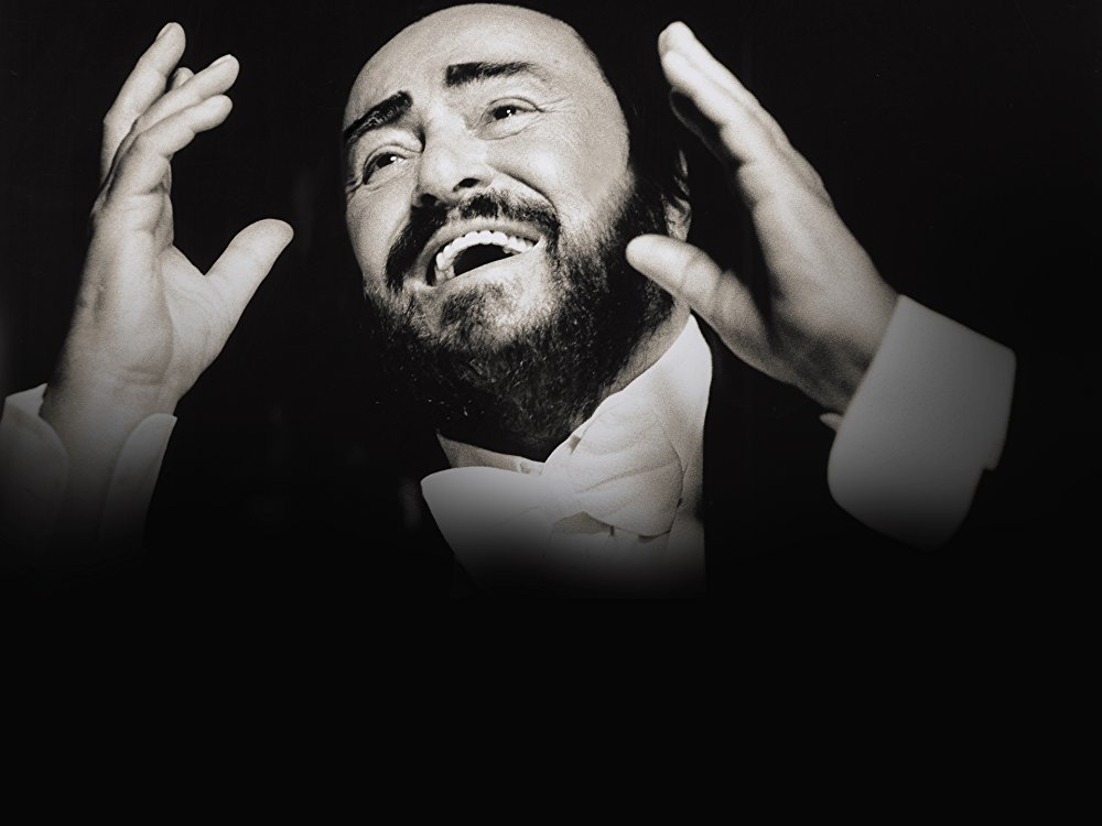 Фотография Лучано Паваротти (photo Luciano Pavarotti)